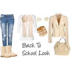 """Back To School Look 4"" by monica-rodriguez981821 on Polyvore"