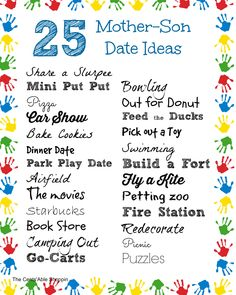 25 Creative Mother Son Date Night Ideas : 25 Creative Mother Son Date Night Ideas – The CentsAble Shoppin Mommy And Son, Mom Son, Mother Son, Mommy Daughter Dates, Mother Daughters, Kids And Parenting, Parenting Hacks, Practical Parenting, Single Parenting