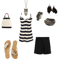 summer days, created by drdonna.polyvore.com
