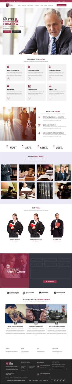 Amazing responsive 7in1 #WordPress theme for #Legal #Advisers, Legal offices, Lawyers, Attorneys, Barristers at Law, Counsels, Solicitors, Advocates website download now➩ https://themeforest.net/item/lawbase-agency-corporate-business-wordpress-theme/16718478?ref=Datasata