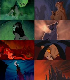 cinematic highlights of the lion king saga Lion King Fan Art, Lion King 2, Disney Lion King, Disney Nerd, Disney Jokes, Hakuna Matata, Lion King Pictures, Photo To Cartoon, The Lion Sleeps Tonight