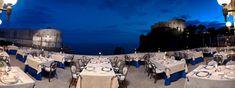 Nautika Restaurant Dubrovnik | Dubrovnik best restaurants | Great view | Sea fortress old town