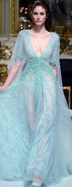 Charlotte Licha Couture, Spring 2014