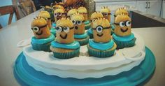 Minion Twinkie Cupcakes Recipe by icsugar - Allthecooks.com
