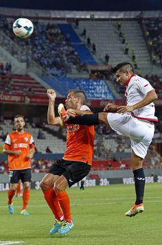 3ª jornada de Liga BBVA. Sevilla FC 2-2 Málaga CF