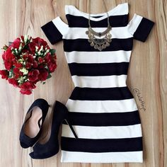 New skirt outif casual 43 ideas Sexy Dresses, Cute Dresses, Dress Outfits, Casual Dresses, Cool Outfits, Casual Outfits, Fashion Dresses, Short Sleeve Dresses, Look Fashion
