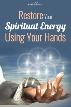 Within each and every one of us is the power to heal. Here are six simple steps to restore your spiritual energy. Spiritual Healer, Spiritual Wellness, Spiritual Awakening, Spiritual Guidance, Spiritual Practices, Mantra, Energy Use, Energy Arts, Chi Energy