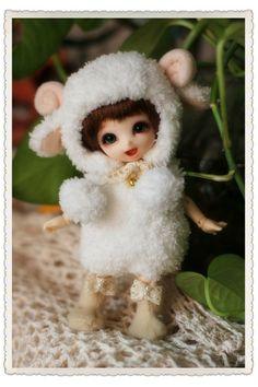 Sheep Outfits For Lati/Pukifee