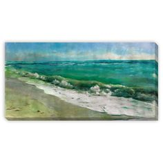 <ul><li>Artist: Allyson Krowitz</li><li>Title: Miami Morning</li><li>Product type: Gallery-wrapped canvas art</li></ul>