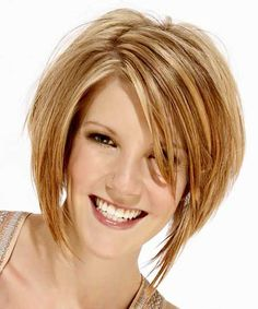 35 Layered Bob Haircuts ... BUT JUST A LITTLE LONGER NOT TO THE HAIRLINE...