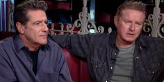 2007: Glenn Frey and Don Henley on 60 Minutes