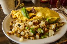 Have an Ostrich Egg Omelette and Ostrich Burger at the Summit Inn