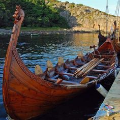 Vikings!!  Sing!!   Row-Row-Row your boat....