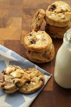 Chocolate Chip Cookies, Christmas Cookies, Food And Drink, Chips, Snacks, Baking, Desserts, Baking Soda, Biscuits