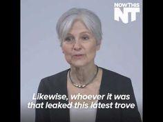 Edward Snowden is a hero, according to Green party candidate Jill Stein - YouTube #JillStein #ItsInOurHands www.jill2016.com