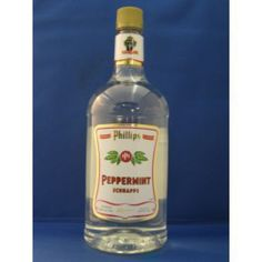 Phillips peppermint schnapps