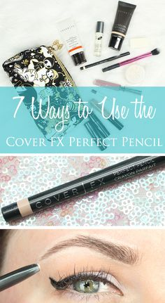 7 Ways to Use the Cover FX Perfect Pencil