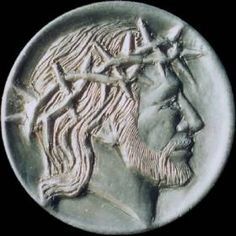 RON LANDIS HOBO NICKEL - CHRIST - NO DATE BUFFALO NICKEL