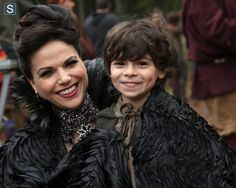 Once Upon A Time - Episode 3.13 - Witch Hunt - Full Set of Promotional and BTS Photos (8)