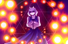 The magical goat mom by aimturein on DeviantArt