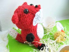 Amigurumi Fox free crochet pattern | The Sun and the Turtle - Amigurumi patterns and beanies