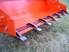 Rops Mounted Tool Box Tractor Stuff Kubota Tractors Compact Tractors Tractor