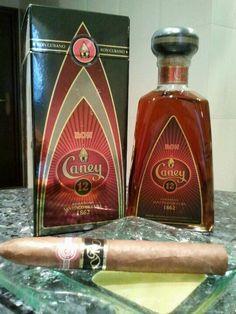 Rum Caney 12 Years Old. Cuban Light Rum made in Santiago de Cuba.