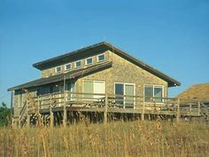 Outer Banks (OBX) rental: Aquarius #134 - Oceanfront 3 bedroomshouse in Avon, Hatteras Island,
