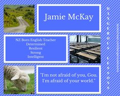 Character Profile: Jamie McKay Dangerous Lessons: Book One The Yakuza and the English Teacher Series.