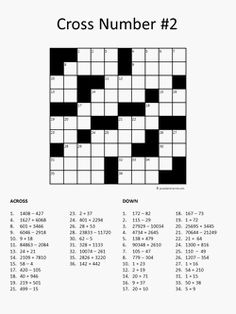 earth crossword puzzle free download | Crosswords for Kids ...