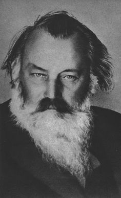 Johannes Brahms May 1833 – 3 April German composer and pianist. Classical Music Composers, People Of Interest, Conductors, My Music, Reggae Music, Music Artists, Famous People, Nostalgia, Celebrities