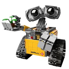 31.33$  Watch here - LEPIN 16003 Idea WALL E Robot Model Building Blocks Kits Bricks Children figures Toys Compatible With Legoing  #buyonlinewebsite