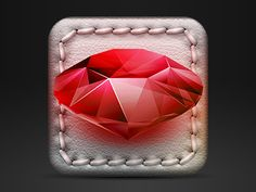 iOS game icon WIP