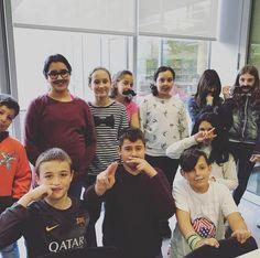 La sessió del Club de lectura infantil d'Esparreguera va de bigotis. #biblioteca #cuento #leer #lectura #actividad #infantil #clubdelectura