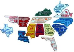 Drawn to the South like a ...