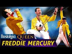 FREDDIE MERCURY (QUEEN) - Nostalgia - YouTube