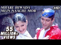 Saif Ali Khan, Salman Khan, Hindi Dance Songs, Hum Saath Saath Hain, Old Song Lyrics, Udit Narayan, Kumar Sanu, Bollywood Songs, Singing