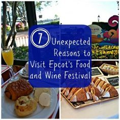 7 Unexpected Reasons to Visit Epcot's Food and Wine Festival - Babble