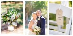 Beautiful details at this Noosa wedding ceremony