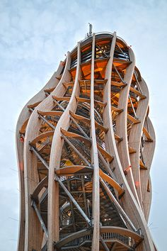 Tower on Pyramidenkogel | by Mathias L.