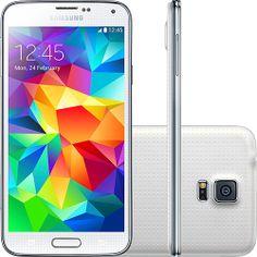 NOVO GALAXY SAMSUNG S5! O smartphone já está disponível, garanta o seu com até 10% de desconto:  www.ofertasnodia.com  #samsung #s5 #smartphone