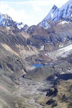 Huaraz, Peru - View from Pass Santa Rosa uniquetravelpics.tumblr.com