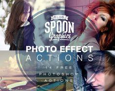 17 nuove azioni gratis per Photoshop Una raccolta di 17 azioni Photoshop che consentono di applicare fantastici effetti alle vostre fotografie ed immagini http://www.ma-no.org/it/content/index_17-nuove-azioni-gratis-per-photoshop_1882.php