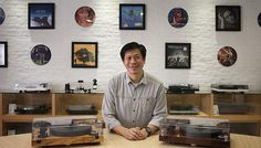 Kevin Pang founder of House of Turntables