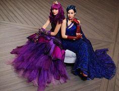 Die schönsten Ballkleider die Sofia und Dove jemals anhatten♡