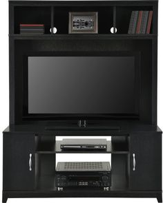Who knew that practicality and affordability could answer your home media needs? dCOR design Contemporary Entertainment Center