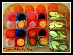 Homemade snack box! Check it out @ yummybitesbyamy.blogspot.com