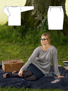 Classically Cozy: 13 New Plus Size Patterns – Sewing Blog | BurdaStyle.com