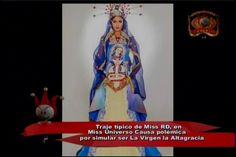 Miss RD Se Vestirá De Virgen De La Altagracia Para Miss Universo #Video
