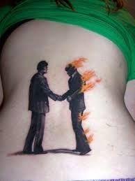 Znalezione obrazy dla zapytania wish you were here tattoo